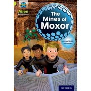 Project X: Alien Adventures: Lime: The Mines of Moxor