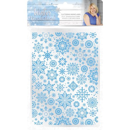 Winter Wonderland Embossing Folder 5