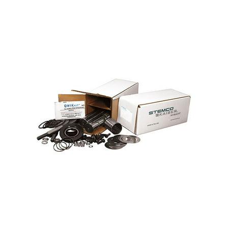 Titanium Kingpin (K961L Stemco Kaiser Qwik Kit No Ream King Pin)