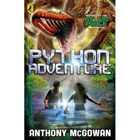 Willard Price  Python Adventure  Paperback