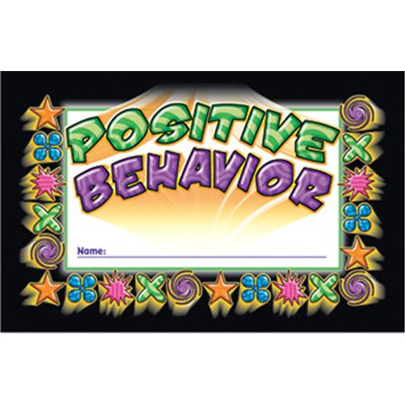 NORTH STAR TEACHER RESOURCE NST2406 INCENTIVE PUNCH CARDS POSITIVE BEHAVIOR 36-PK - image 1 of 1
