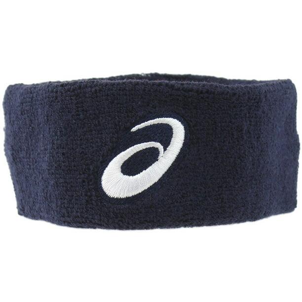 ASICS Headband Mens Running - Navy - Walmart.com - Walmart.com