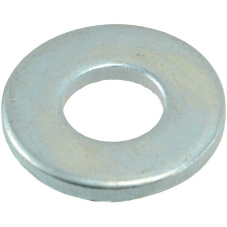 Midwest 21443 Sae Flat Washer  1 4 In  Zinc Plated