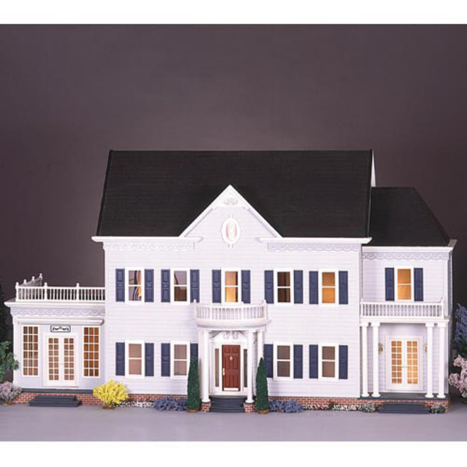 Real Good Toys The Montclair Dollhouse Kit  - 1 Inch Scale