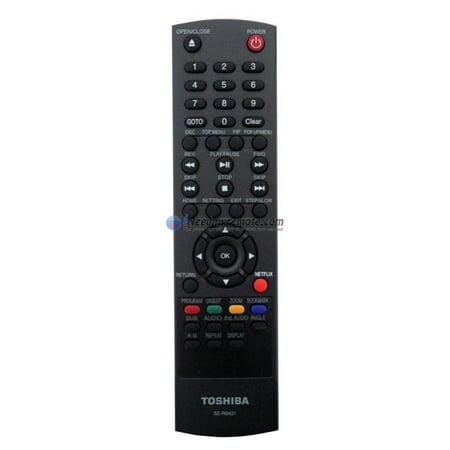 Genuine Toshiba SE-R0431 Blu-Ray Player Remote Control by Mimotron (Toshiba Blu Ray Remote Control)