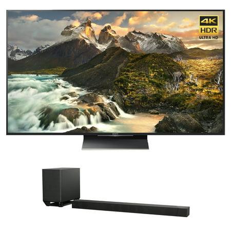 Sony XBR-75Z9D 75-Inch Class 4K Ultra HD TV w/ Sony