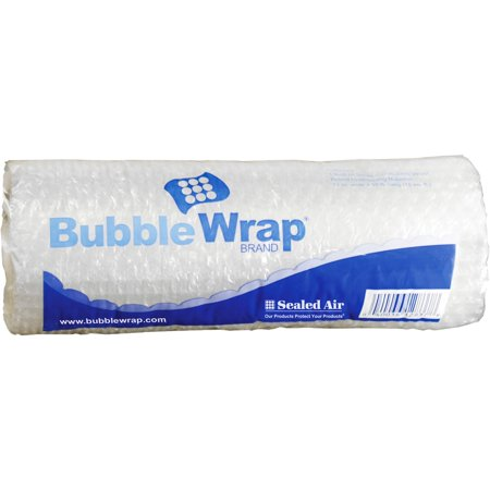 Sealed Air, SEL10601, Bubble Wrap Multi-purpose Material, 1 / Roll, Clear