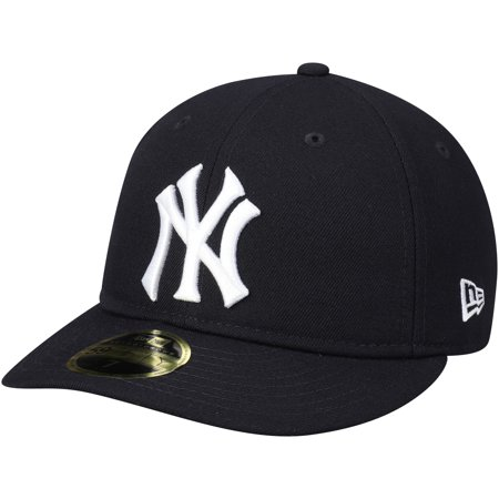 d67963d3ca5 New York Yankees New Era Cooperstown Collection Fan Retro 59FIFTY Fitted Hat  - Navy - Walmart.com