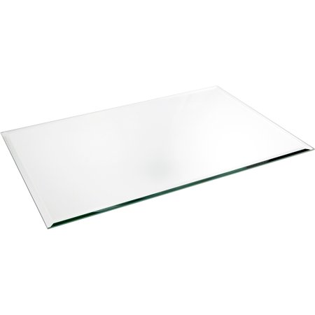"Beveled Glass Mirror, Rectangular 5mm - 12"" x 18"""