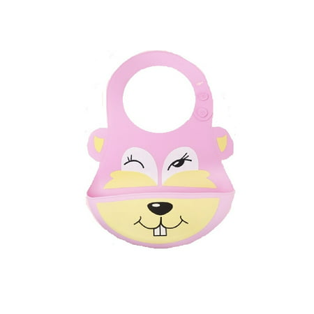 Most Hygenic Silicone Baby Bib with Cute Characters, Pink Bever by Baby Classic + Cat Line Makeup Tutorial](Cute Cat Makeup Tutorial Halloween)