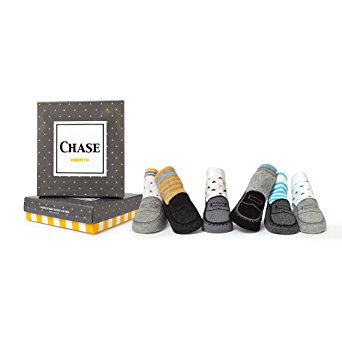 Baby Boys' Chase Socks 6-pack (0-12mo.)