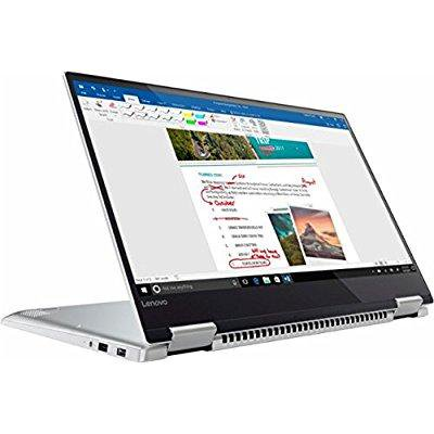 lenovo yoga 720 premium 2-in-1 15.6 fhd ips touch-screen ultrabook, quad core intel i7-7700hq, 8gb ddr4 ram, 256gb ssd, thunderbolt, fingerprint reader, backlit keyboard, built for windows
