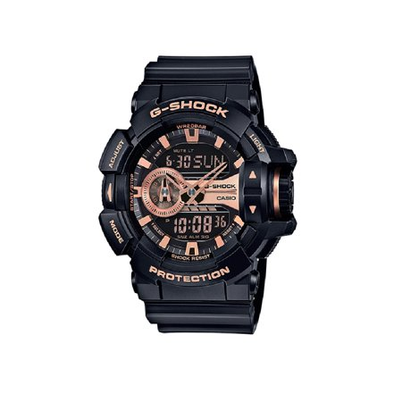 G-Shock World Time Ana-Digi Mens Watch GA400GB-1A4CR Change Time Casio G-shock Watch