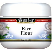 Rice Flour Salve (2 oz, ZIN: 521319)