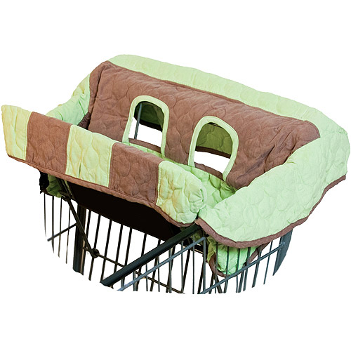 Pam Grace - Grocery Cart Cover, Sweet Pea