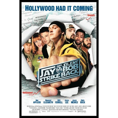Jay and Silent Bob Strike Back Poster Poster