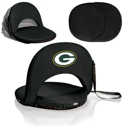 Green Bay Packers Oniva Stadium Seat - Black - No Size