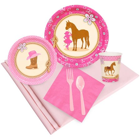 Western Cowgirl 16 Guest Party Pack](Cowgirl Theme Party)