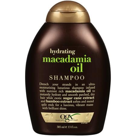 Ogx Hydrating Macadamia Oil Shampoo  13 Oz