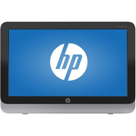 "HP ProOne 400 G1 P5W23UT All-in-One Desktop PC with Intel Core i3-6100 Processor, 4GB Memory, 20"" touch screen, 500GB Hard Drive and Windows 10 Pro"