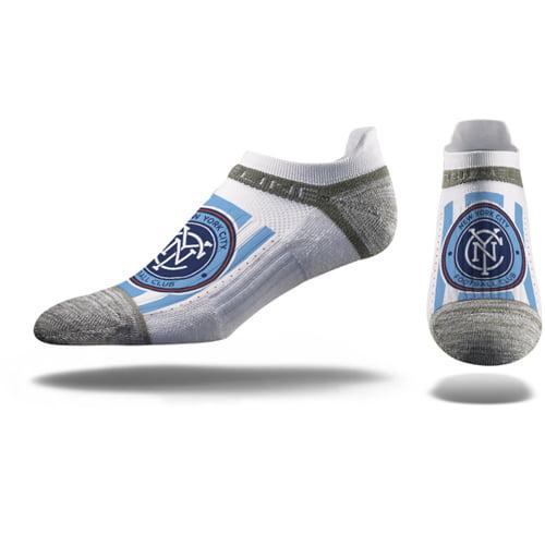 New York City FC Premium Low Cut Socks - White - M/L