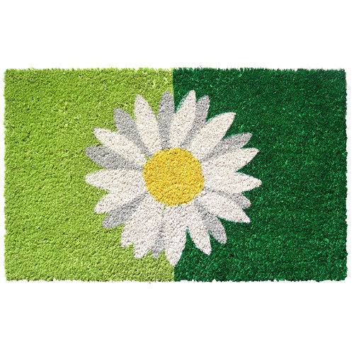 Entryways Sweet Home One Daisy Doormat