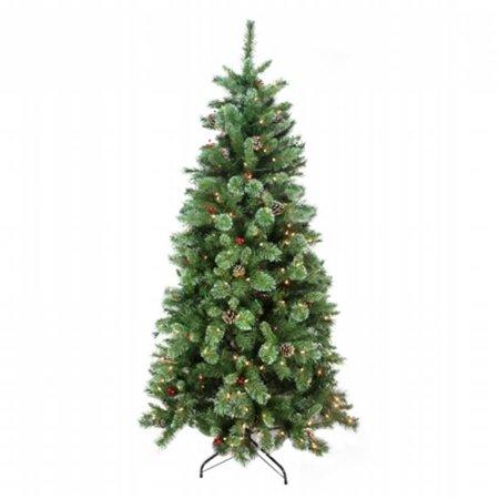 northlight seasonal 31741694 pre lit mixed pine and iride