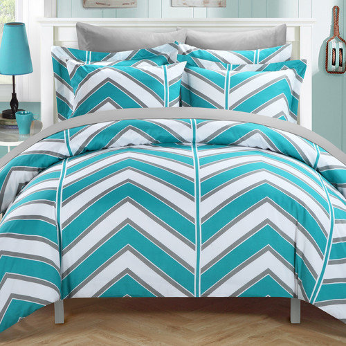 Chic Home Piper Duvet Set