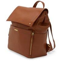MoDRN Vegan Leather Diaper Bag Backpack