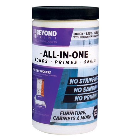Beyond Paint BP11 All-In-One Refinishing Paint, Soft Grey, 1