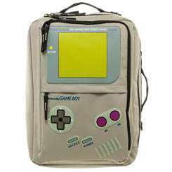 Apparel Backpacks Bags (Nintendo Gameboy Backpack / Messenger Bag)