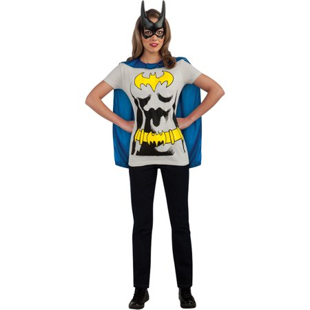 Morris Costumes Adult Womens Superheroes & Villains Batman Shirt S, Style RU880476SM - Batman Female Villains