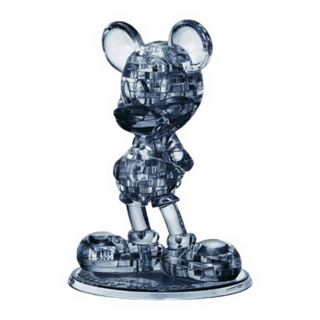 Original 3D Crystal Puzzle - Mickey Mouse, 2nd edition Crystal Mickey Mouse Rhinestone