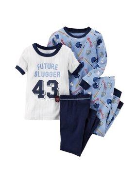 686dea37f Carter s Toddler Boys Pajama Sets - Walmart.com