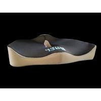 Bael Wellness Sciatica, Hernia, Coccyx & Tailbone Support Seat Cushion, Black