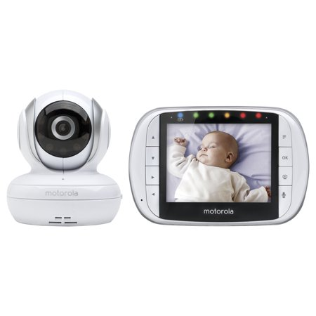 Motorola MBP33XL, Video Baby Monitor, 3.5
