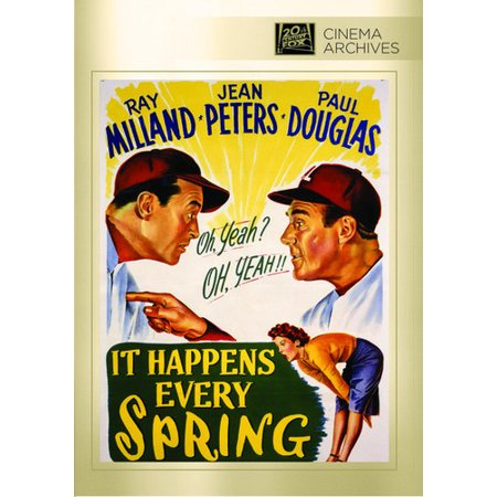 It Happens Every Spring (DVD) (Dale Van Every)