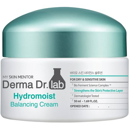 Balancing Day Cream (Derma Dr. Lab Hydromoist Balancing Cream, 1.69 fl oz)