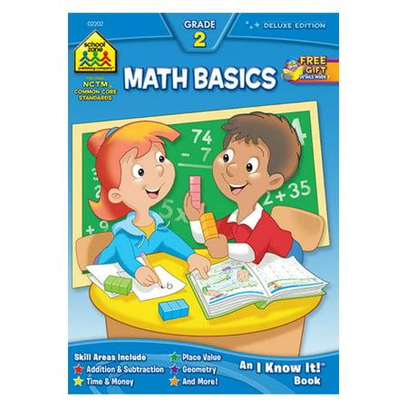 Math BASICS 2 2 Back To Basics Basic