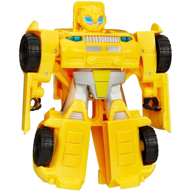 Playskool Heroes Transformers Rescue Bots Bumblebee Figure by Hasbro