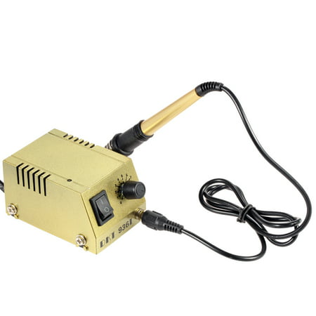 - High Quality Mini Soldering Station Solder Iron Welding Equipment for SMD SMT DIP