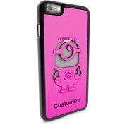 Apple iPhone 6 Plus and 6S Plus 3D Printed Custom Phone Case - Despicable Me - Carl 2