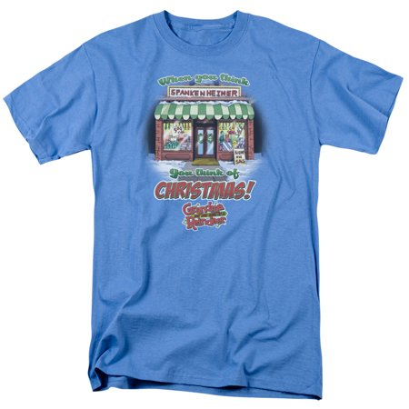 GRANDMA GOT RUN OVER BY A REINDEER/THINK CHRISTMAS-S/S ADULT 18/1 ...