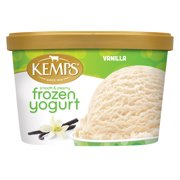 Kemps Vanilla Frozen Yogurt, 1.5 qt