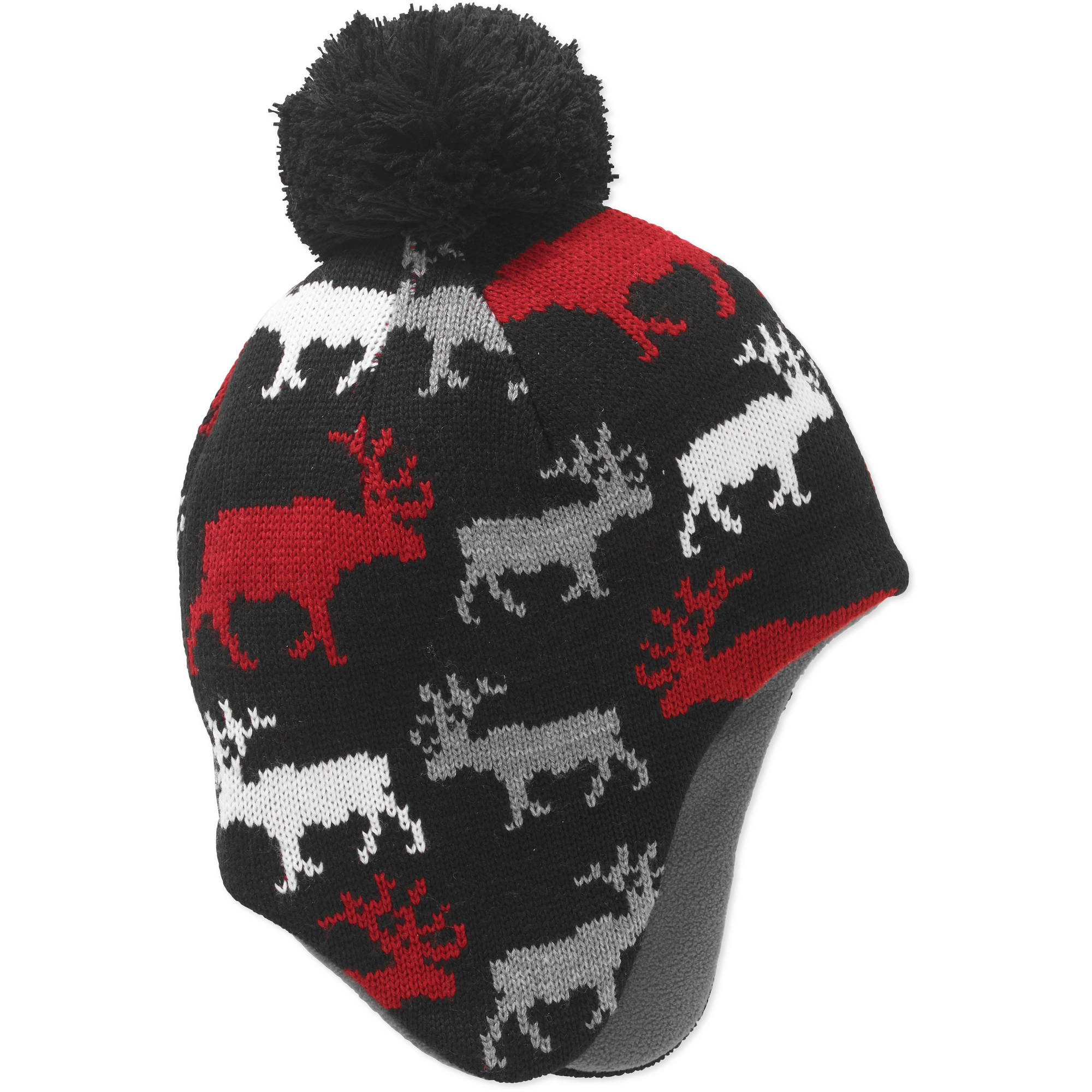 Frostline Essentials Baby Toddler Boy Novelty Print Trapper Hat