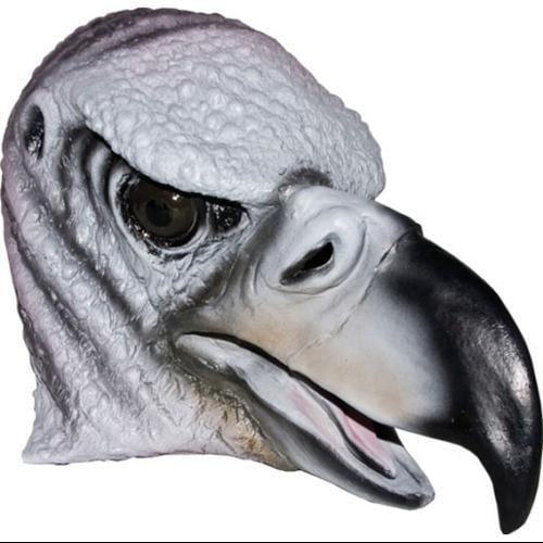 Adult Vulture Mask Animal Bird Halloween Costumes
