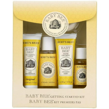 Burt's Bees Baby Bee Getting Started Kit, 1 ea (Pack of 2)