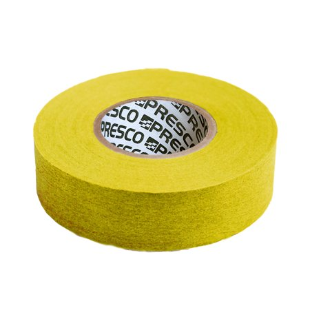Presco Biodegradable Roll Flagging Tape: 1 in. x 100 ft. (Yellow)