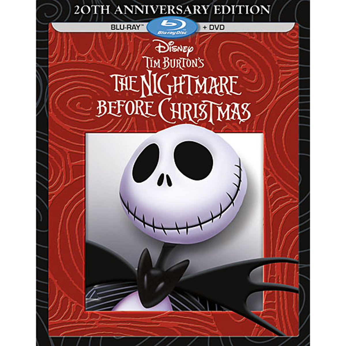 Tim Burton\'s The Nightmare Before Christmas (20th Anniversary ...