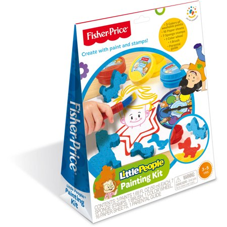 Fisher Price Little People Painting Kit